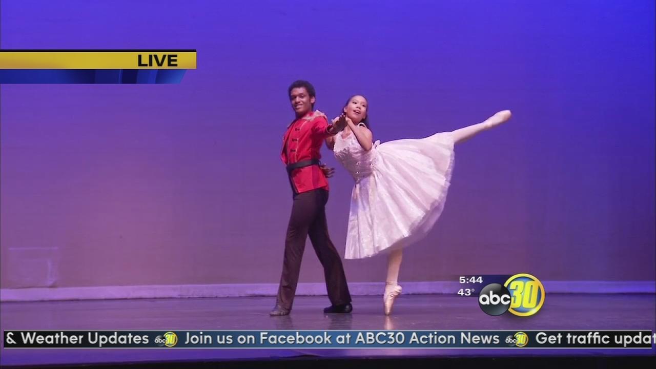 Local talent puts on Nutcracker Ballet in Visalia
