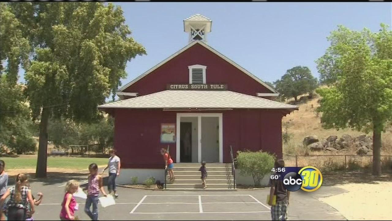 Historic South Valley school closes its doors
