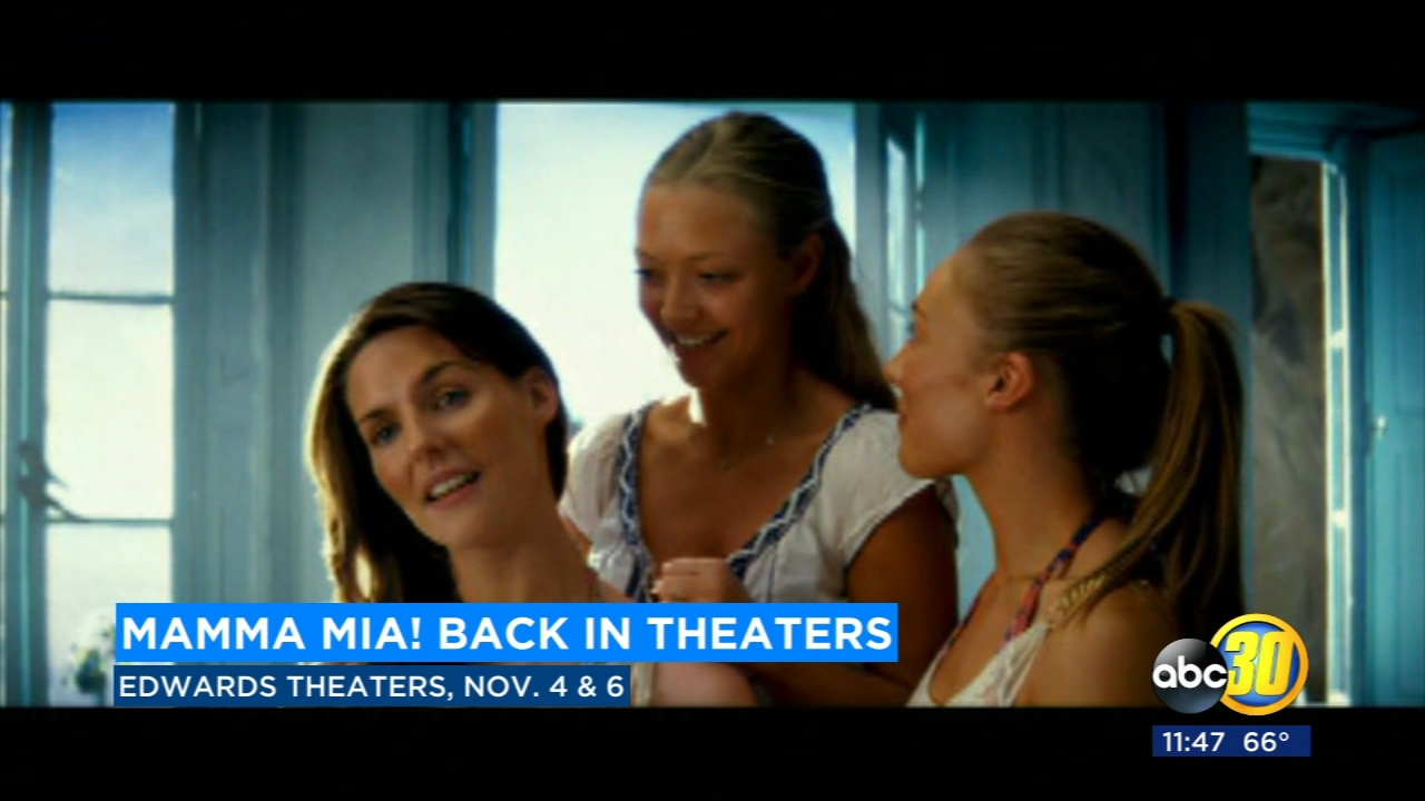 'Mamma Mia!' back in theaters for 10th anniversary. Here's where you can see it in Fresno
