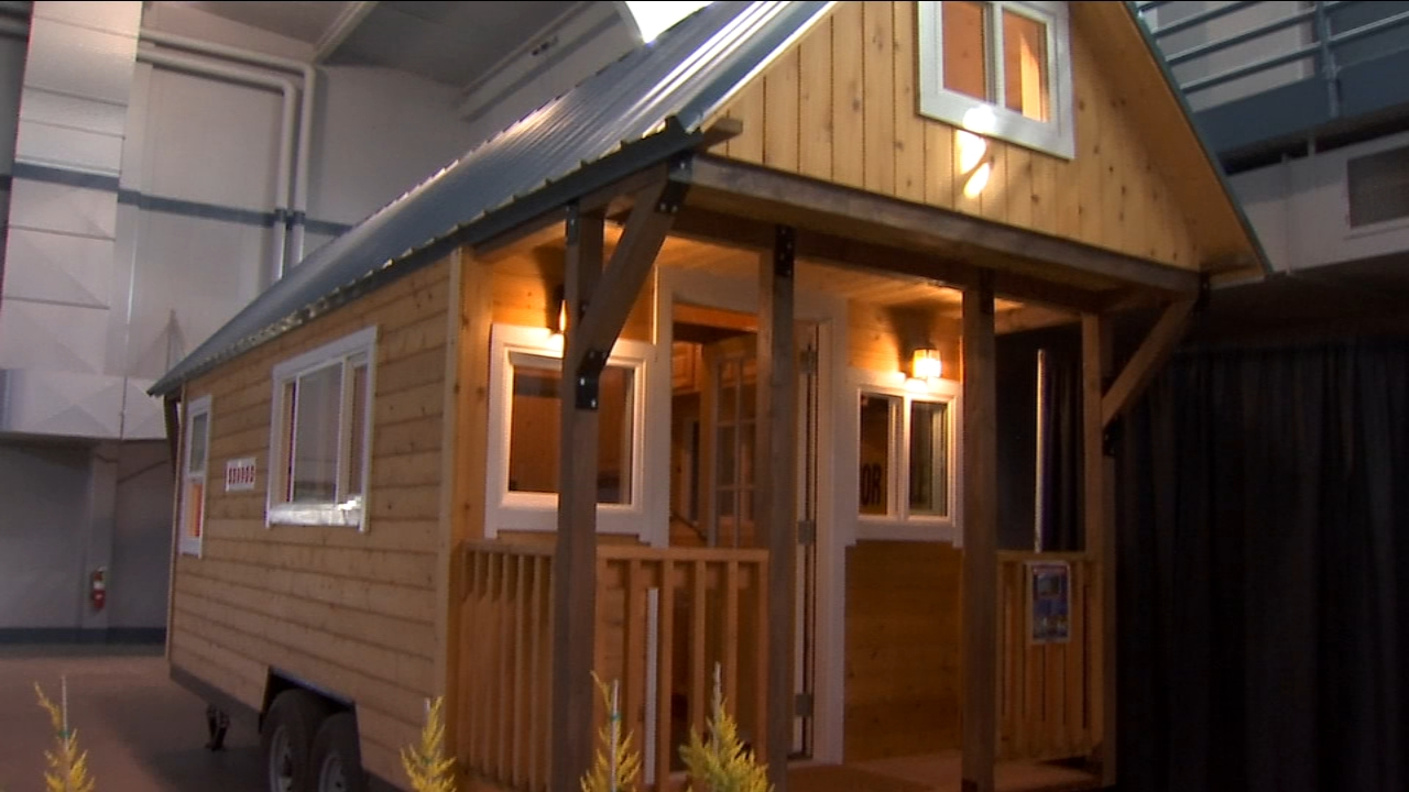 A new trend is sweeping the nation when it comes to housing, tiny houses are a new option for people looking to downsize.