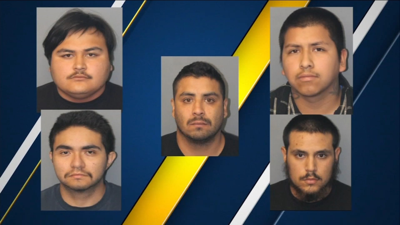 Porterville Police say theyve dismantled the El Campo gang, arresting five of its remaining members during a series of search warrants carried out throughout the county early Thur