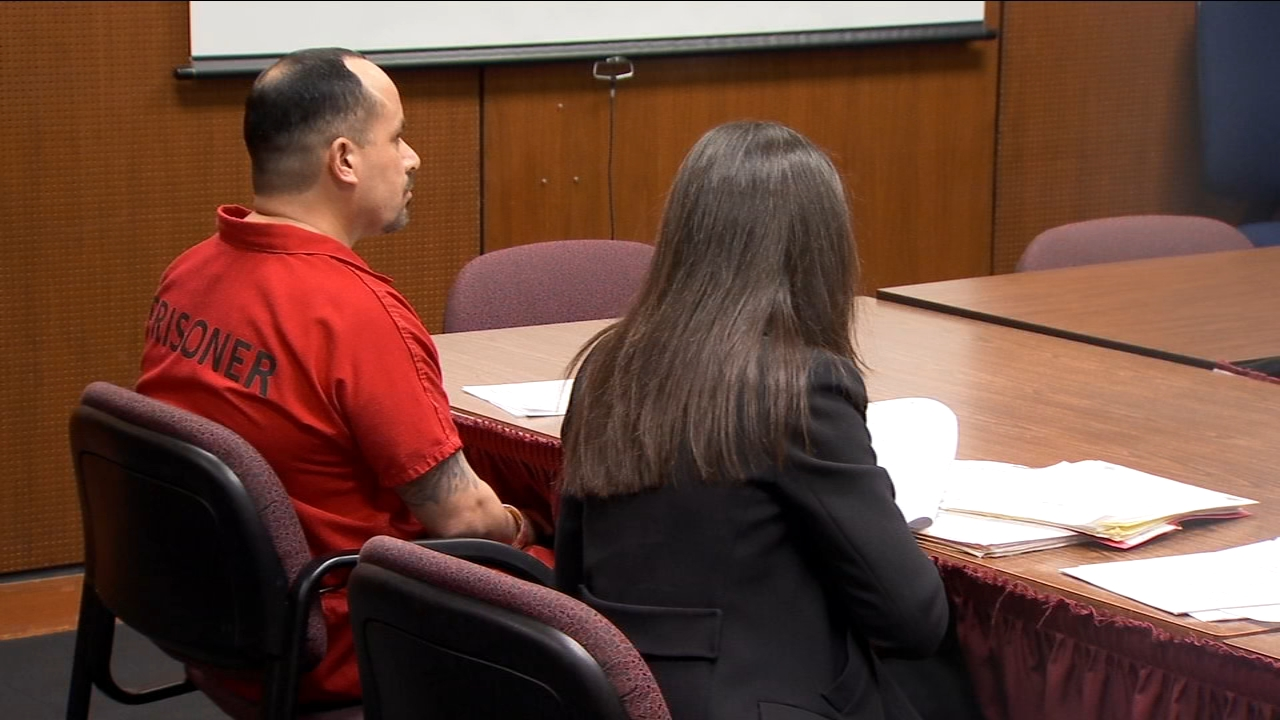 Jorge Gracia, the man convicted of more than a dozen felonies including five shootings in Fresno County, has been sentence to 354 years to life in prison.