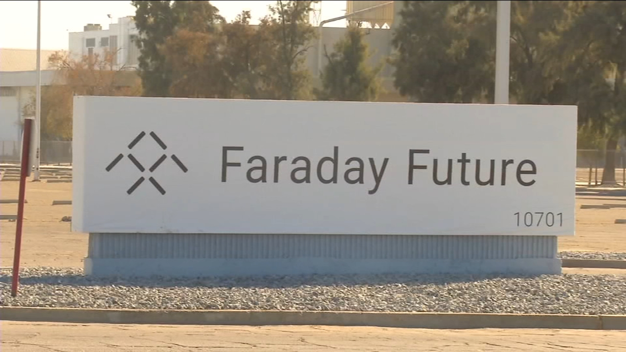 Action News has learned more about the local impact of a financial crisis at Faraday Future, the electric car startup based in Southern California.