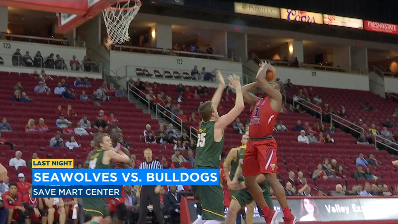 One game, one win for first-year head coach Justin Hutson and his Fresno State basketball team. The Dogs took care of business in a 91-63 season-opening win over Alaska-Anchorage