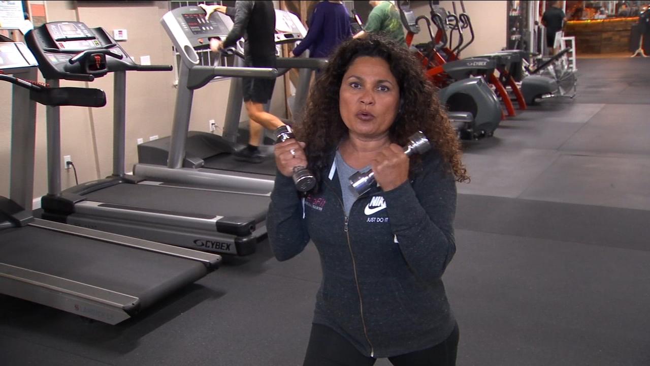 Workout Wednesday: Whole-body exercises
