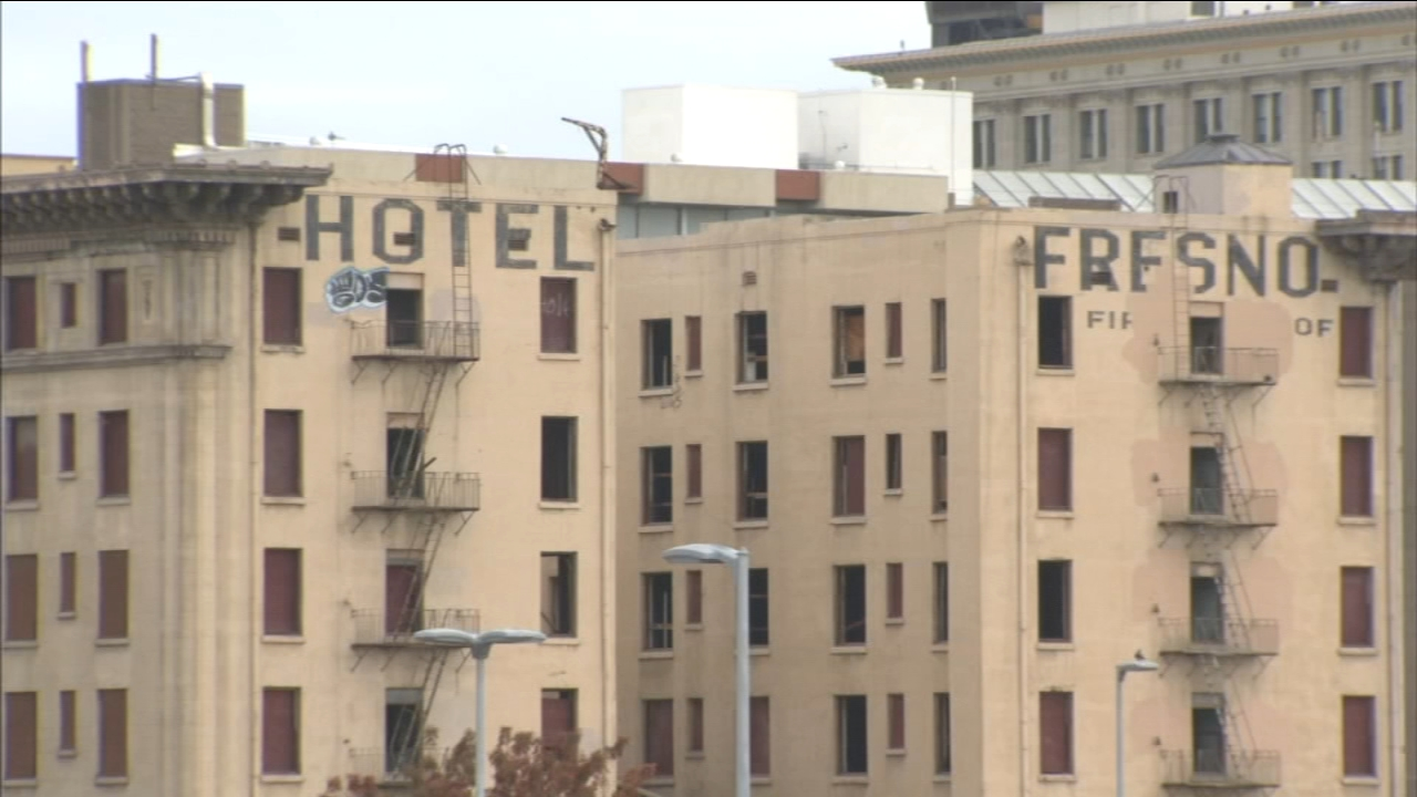 Hotel Fresno renovation gets major financial boost