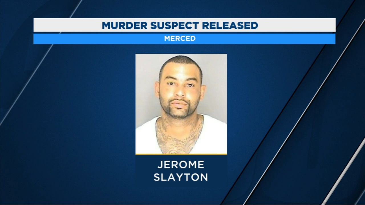 Murder suspect released