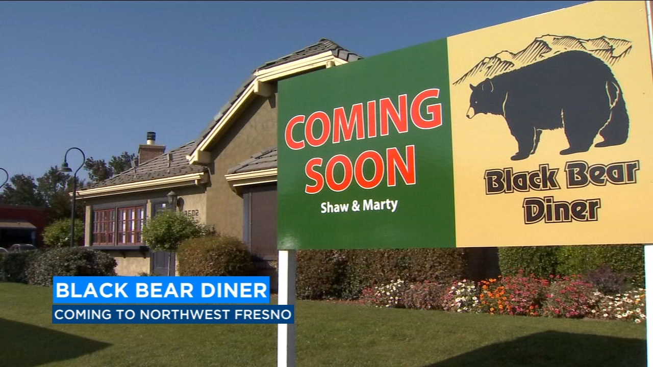 Black Bear diner is coming to Northwest Fresno, and they're hiring