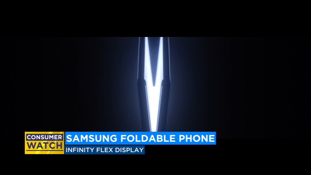 Samsung to release new foldable phone