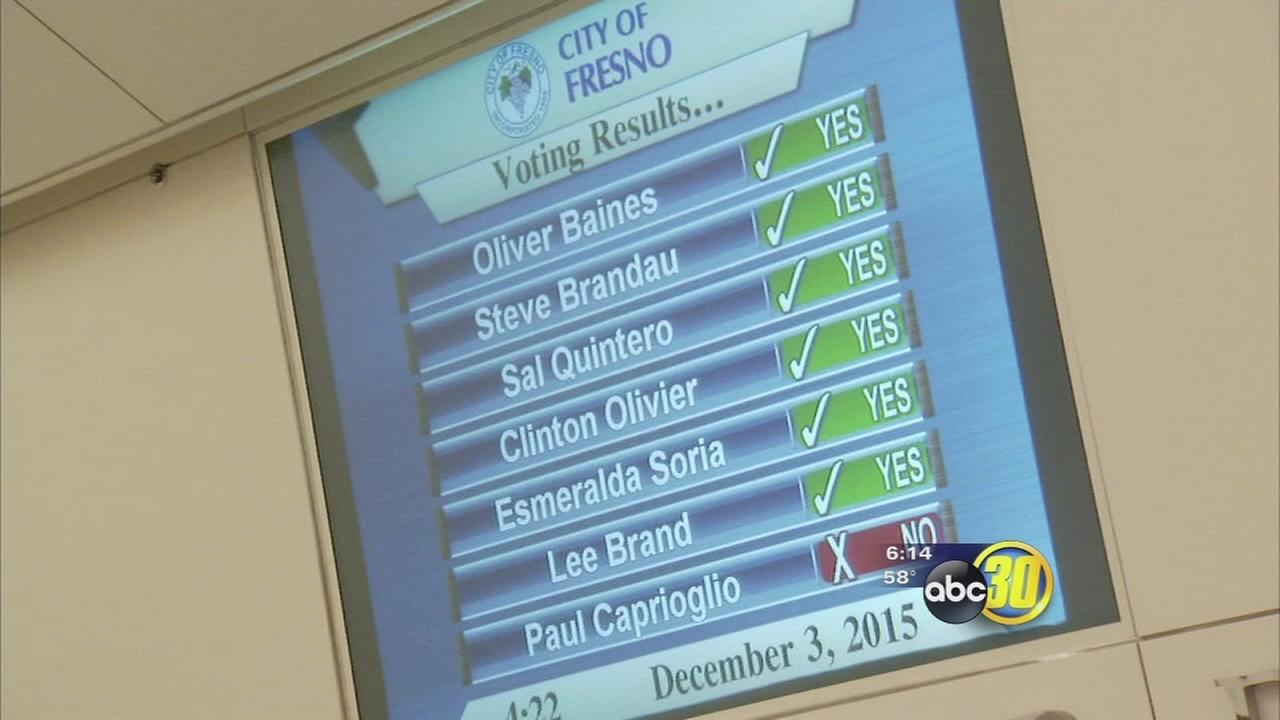 Fresno City Council approves contract to put in street at Fulton Mall