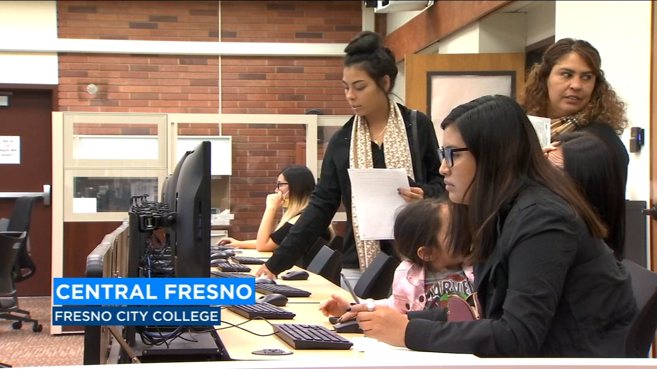 Students looking to go to college with the help of federal funding were able to attend a FAFSA event on Saturday.