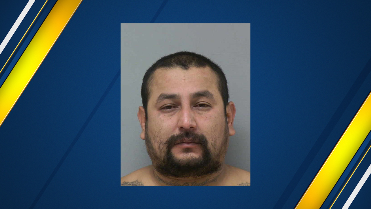 Madera County Sheriffs deputies arrested 39-year old Luis Maravilla.