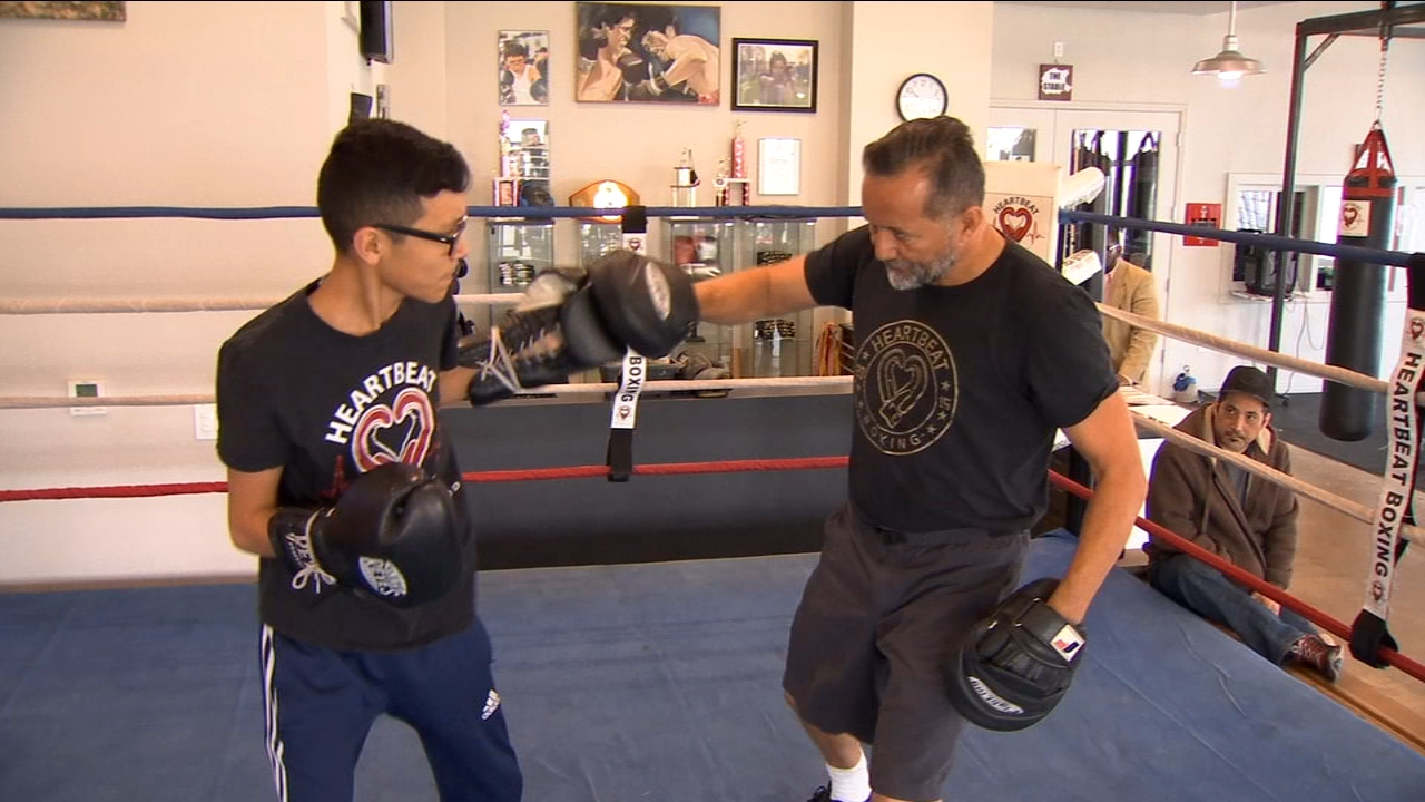 At Heartbeat Boxing near Downtown Fresno, theres no shortage of quick feet, fast punches and passion.