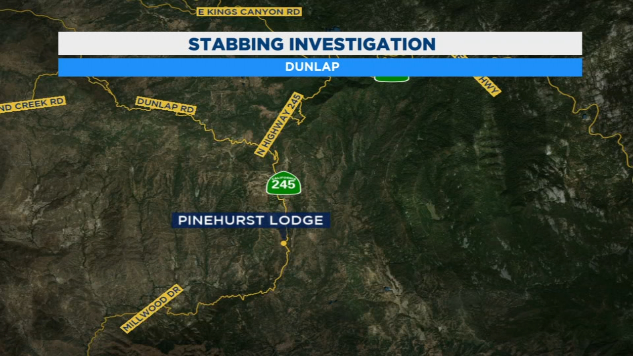 Investigation underway after stabbing at Dunlap bar