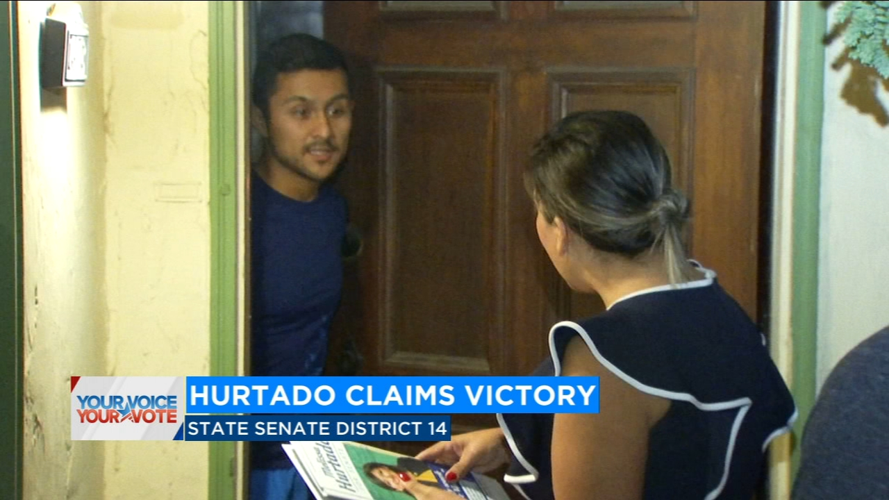 Hurtado claims victory over incumbent Andy Vidak for Dist. 14 seat