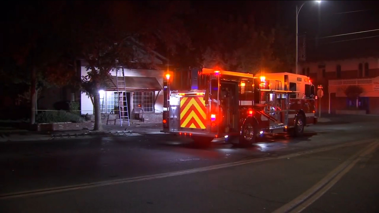 Officials: Madera fires that broke out blocks from each other may be arson