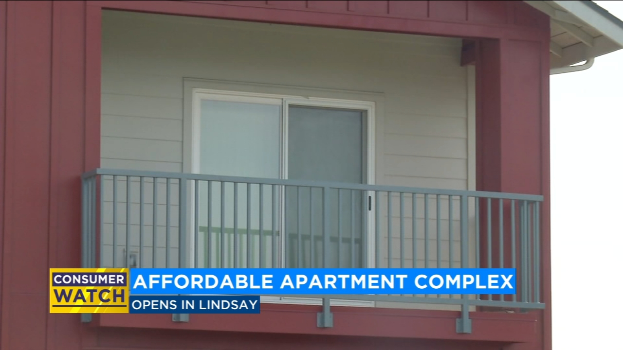 Affordable apartment complex now open in Lindsay