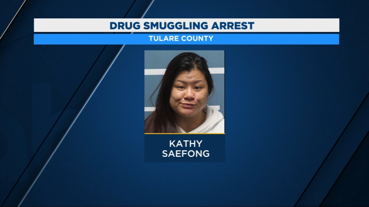 A woman is in custody accused of smuggling illegal drugs into a detention facility in Tulare County for the past two months.