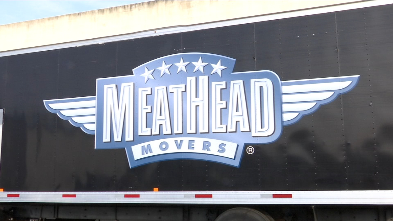 MeatHead Movers in Northwest Fresno is known for helping people move, but this weekend theyre transporting something different, hope.