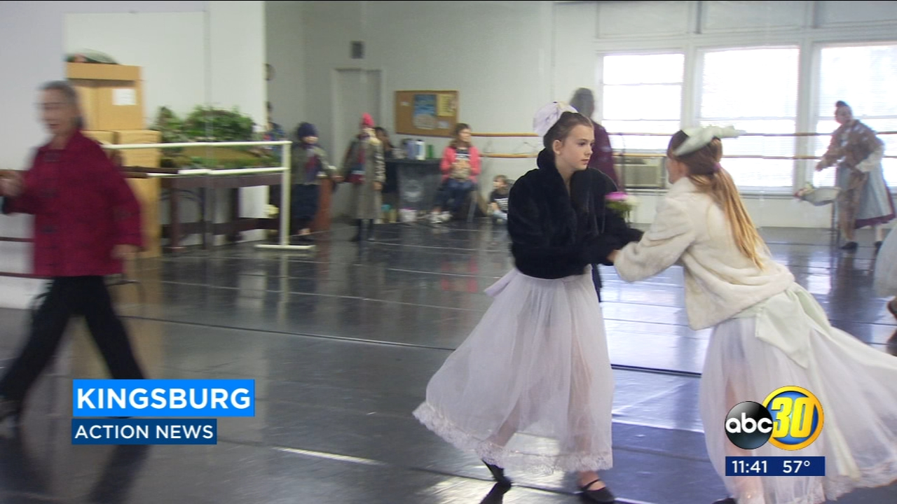 Fresno residents now have one more thing to look forward to during the holiday season -- live performances of the magical Nutcracker.
