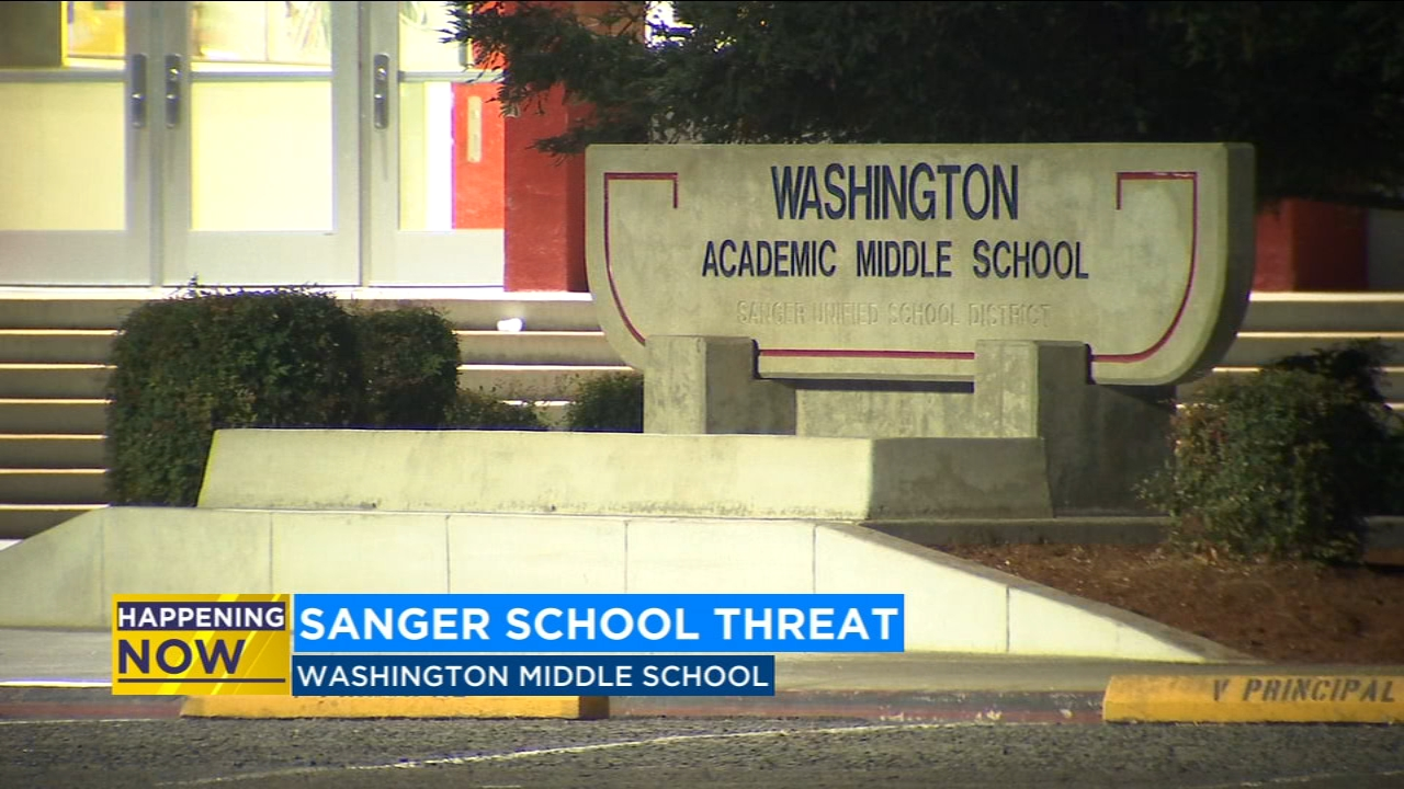 Sanger Police increase security at middle school following online threat