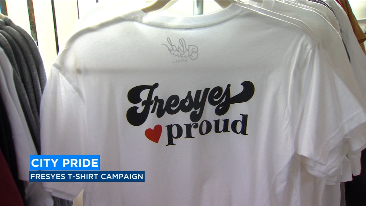 Keep Life Simple Design specializes in wedding and everyday wear. They have designed a new T-shirt that says FRES-YES.