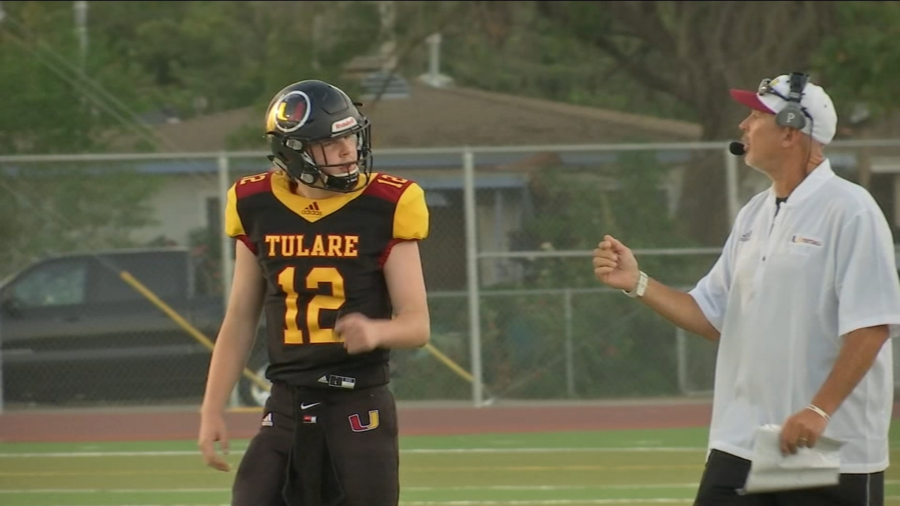 Good Sports: 3 Central Valley high school quarterbacks join 10,000 passing yards club
