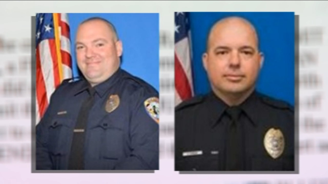 2 Visalia police officers arrested, facing several felony charges includes falsifying documents and perjury