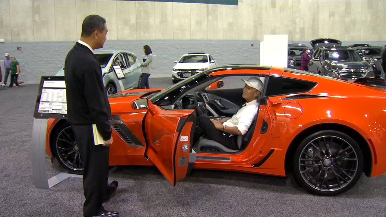 Even youre not in the market for a new car, the annual Central California Auto Show gives you a chance to check out the latest models.