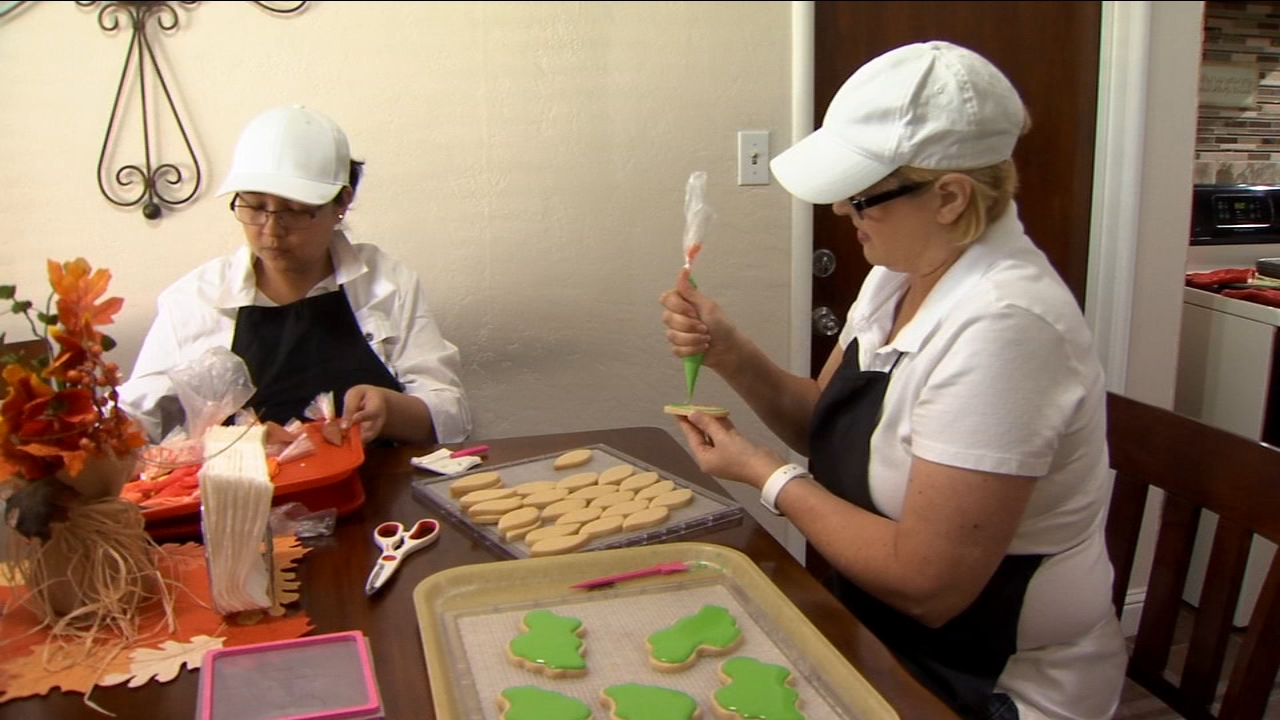Its a cookie factory inside Auntie Mos kitchen. Heres how one program is helping young people across several counties in the Valley learn sweet life lessons.