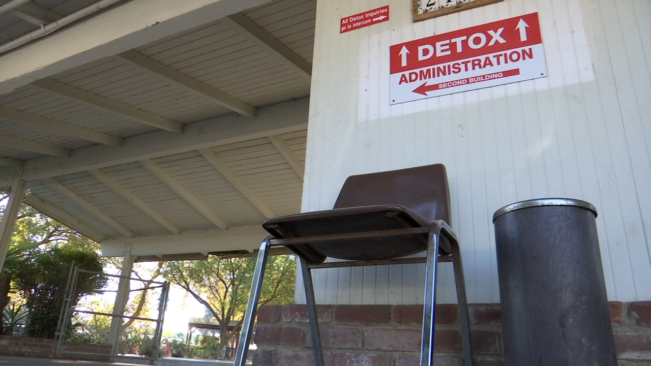 Fresno rehabilitation facility gives addicts the chance to clean up
