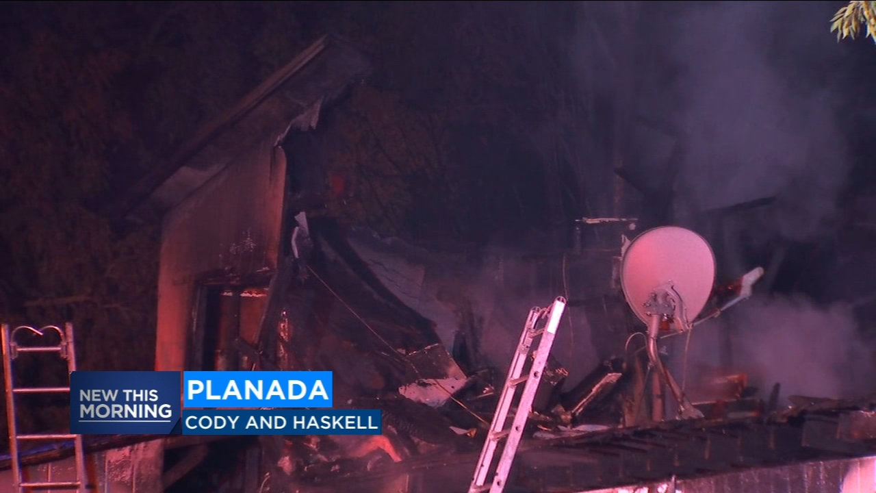 8 people displaced by house fire in Planada
