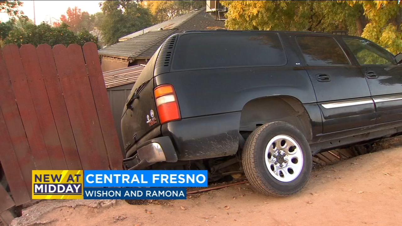 Man evades Sheriffs deputies in stolen vehicle in Central Fresno