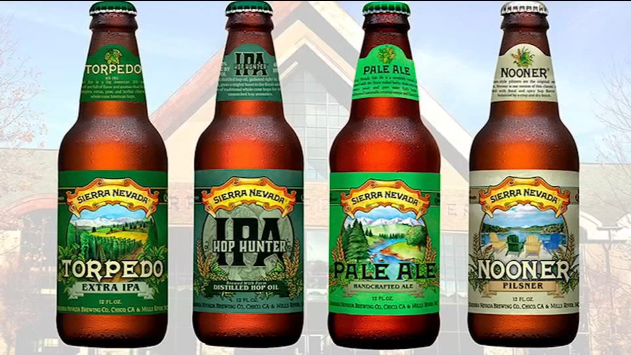 Sierra Nevada, the largest craft brewery in California, has a plan to raise millions of dollars for victims of the Butte County wildfires with its new Resilience IPA.