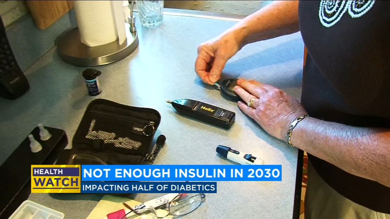 Health Watch: Not enough insulin in 2030, study says