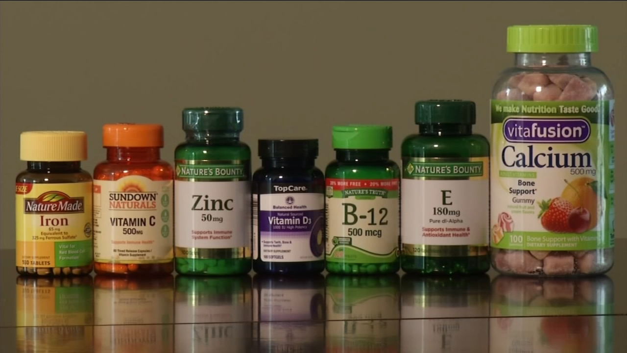 Heath Watch: How to can make vitamins work better for you