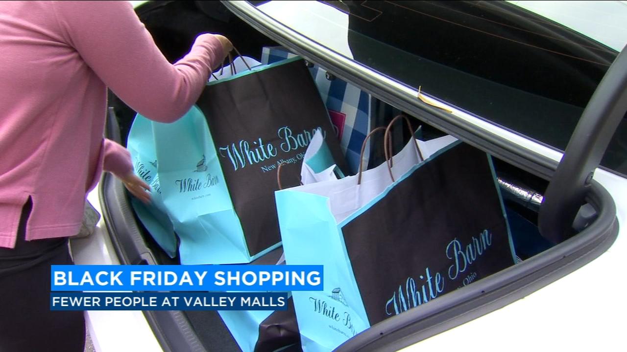Weeklong deals result in calmer Black Friday experiences