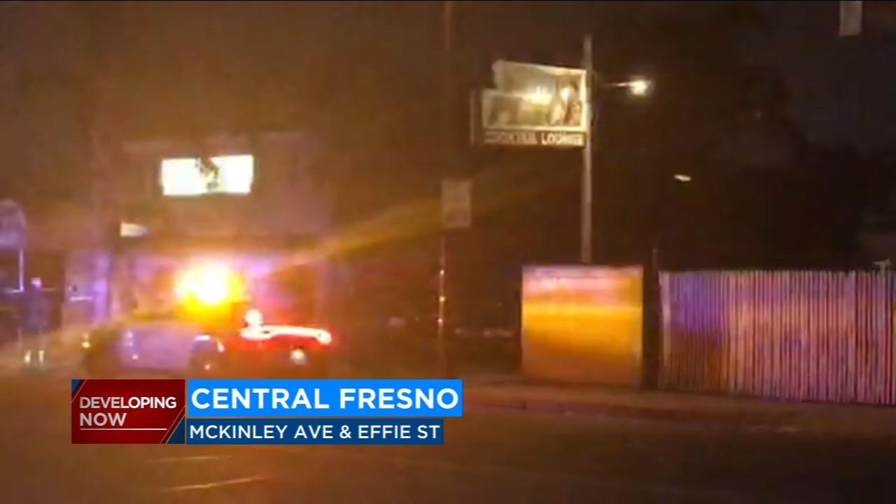 Man shot, injured after bar fight in Central Fresno