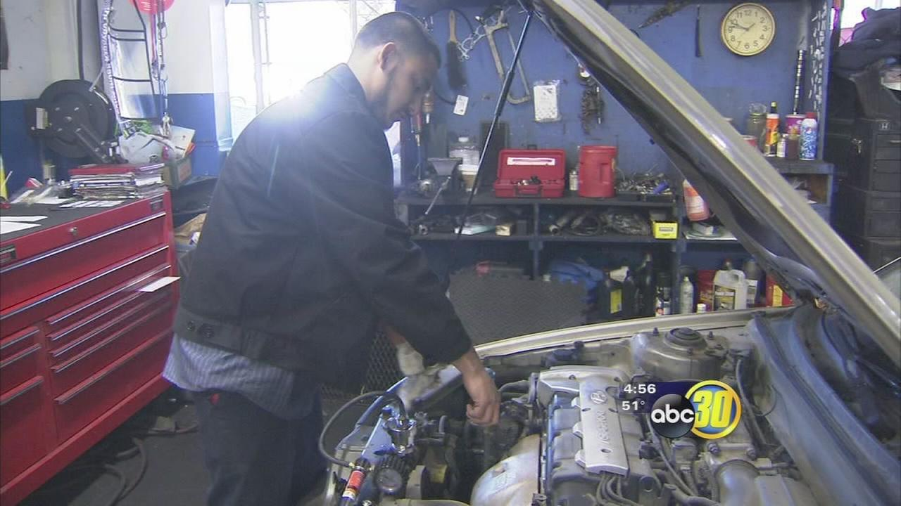 Tips to keep you car running in the freezing Valley temperatures