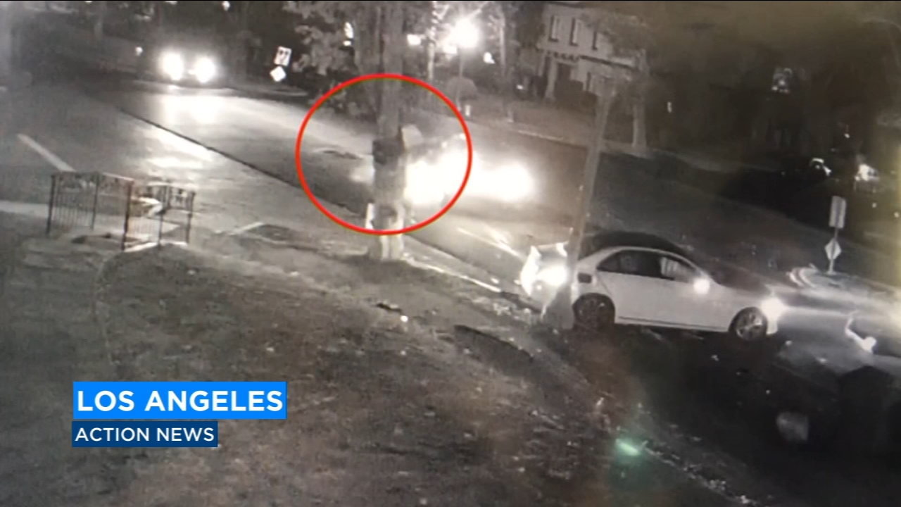 Police: Driver tried to hit men leaving LA synagogue
