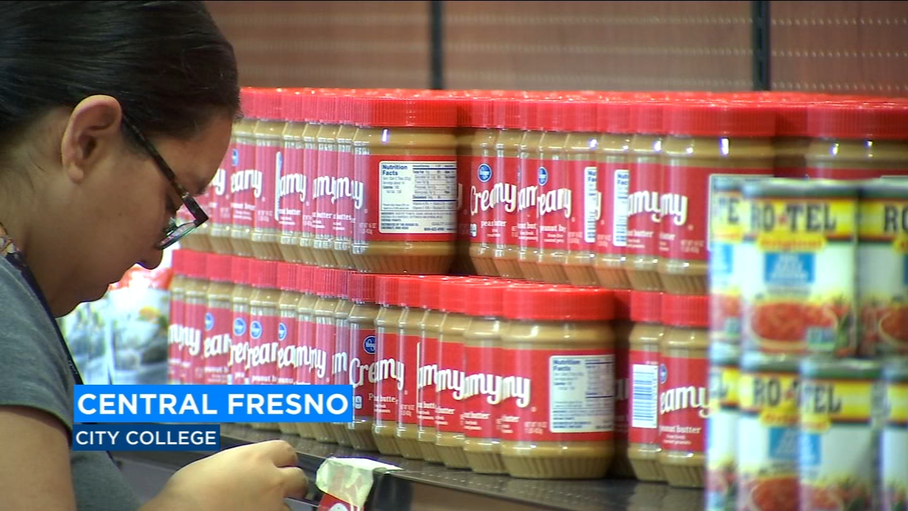 Fresno City College aims to raise $50k for student pantry on Giving Tuesday