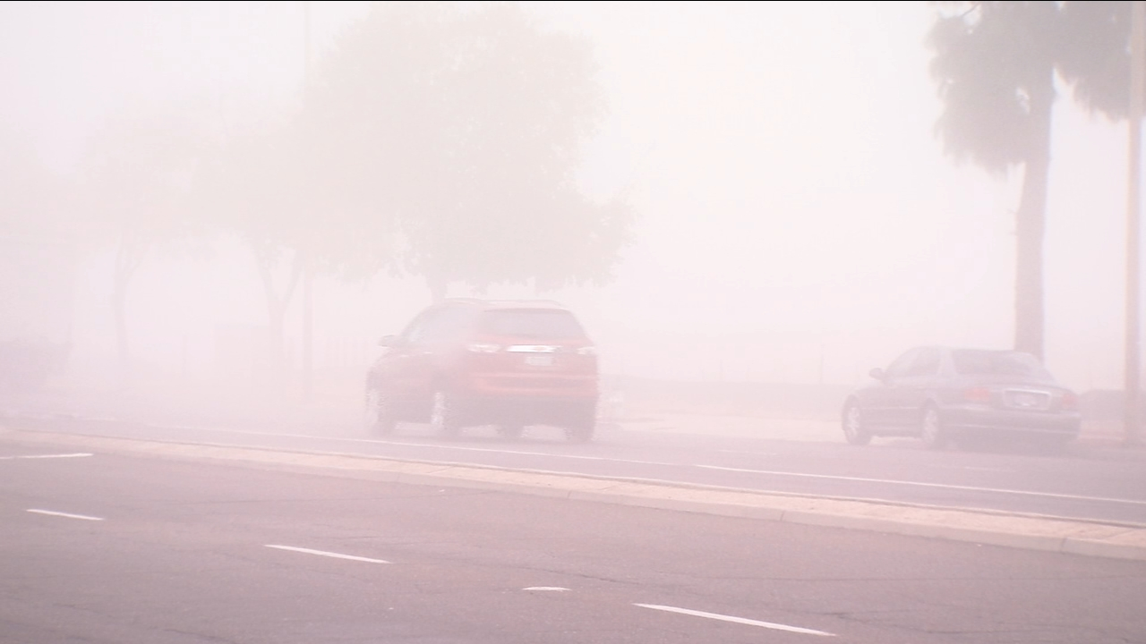 Tips to stay safe as dense fog returns to the Valley