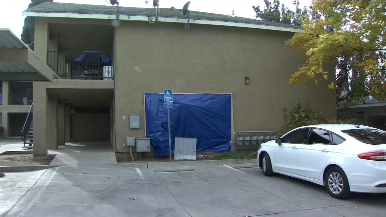 Tenants of Madera apartment complex forced to leave after crash causes power outage