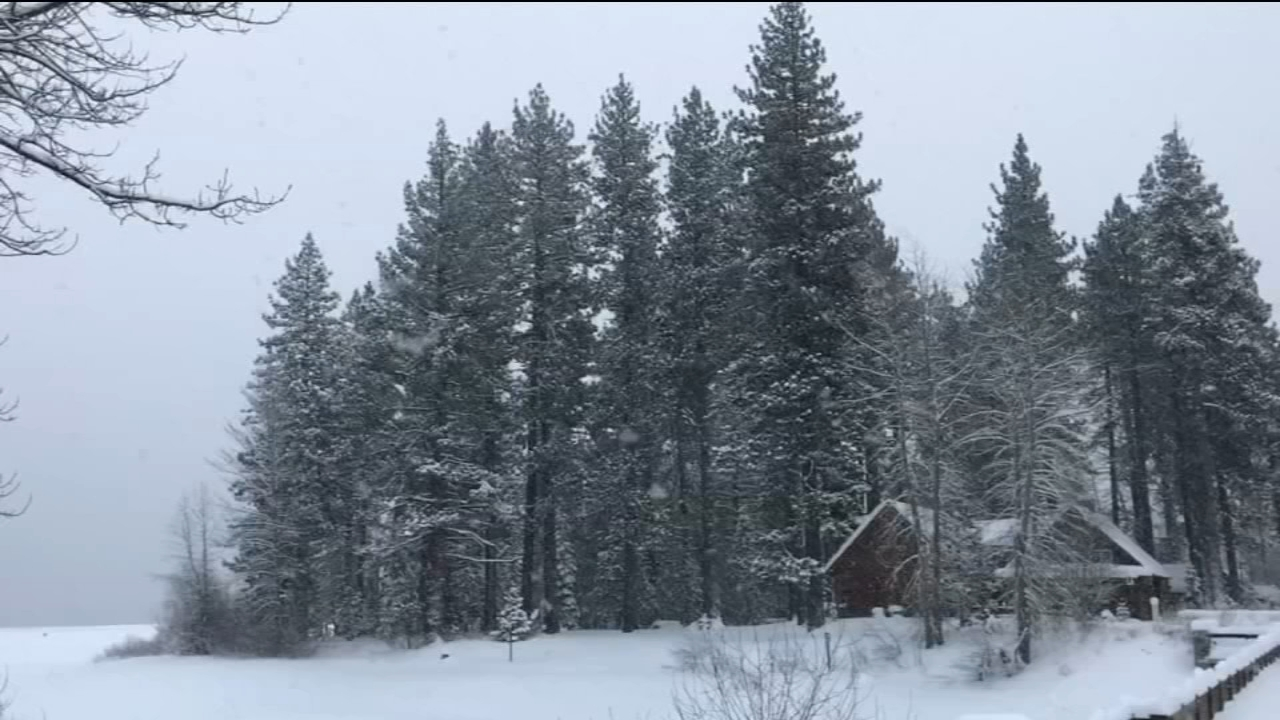 A pair of storms in the past week have water officials keeping an eye on the snowpack in the Sierra.