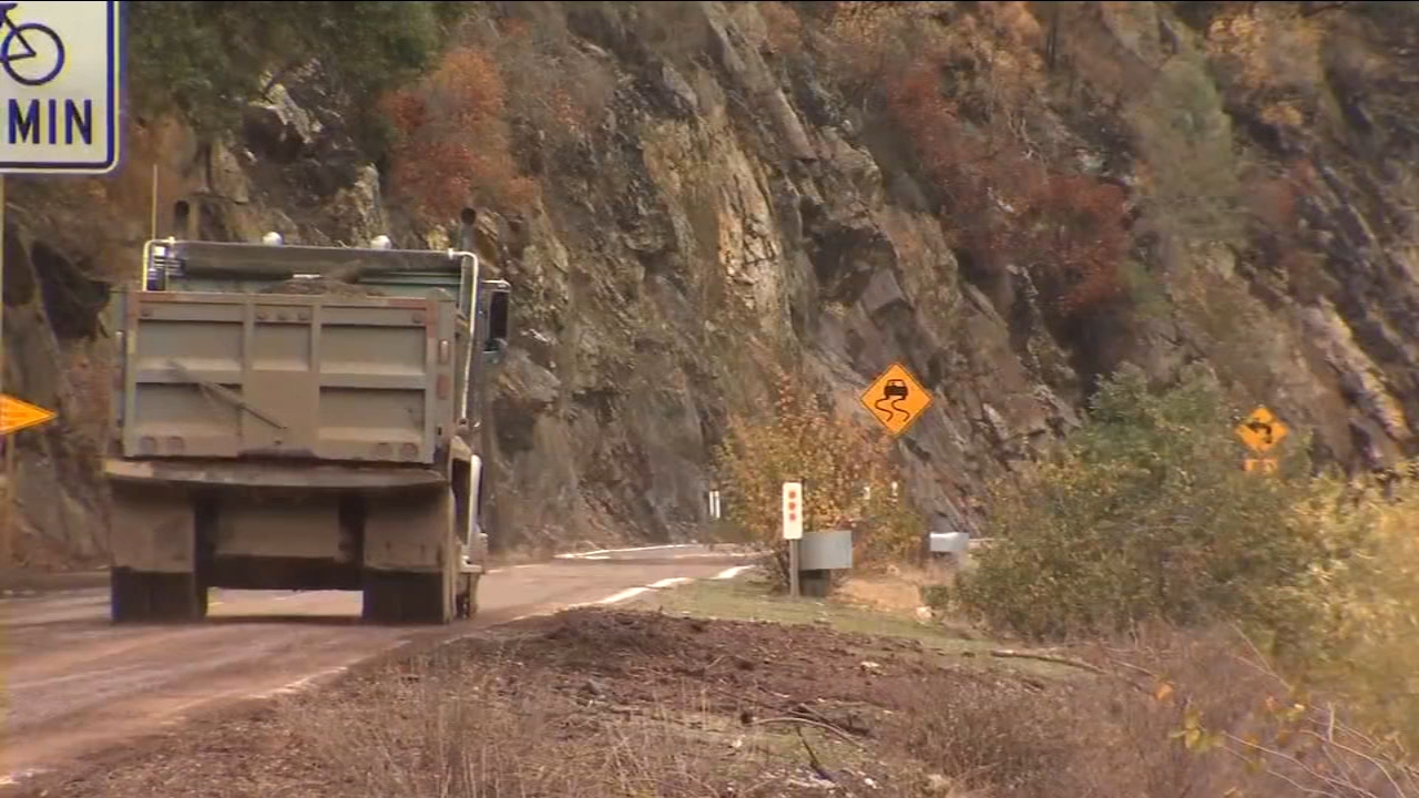 Highway 140, a major artery leading to Yosemite National Park, is back open.