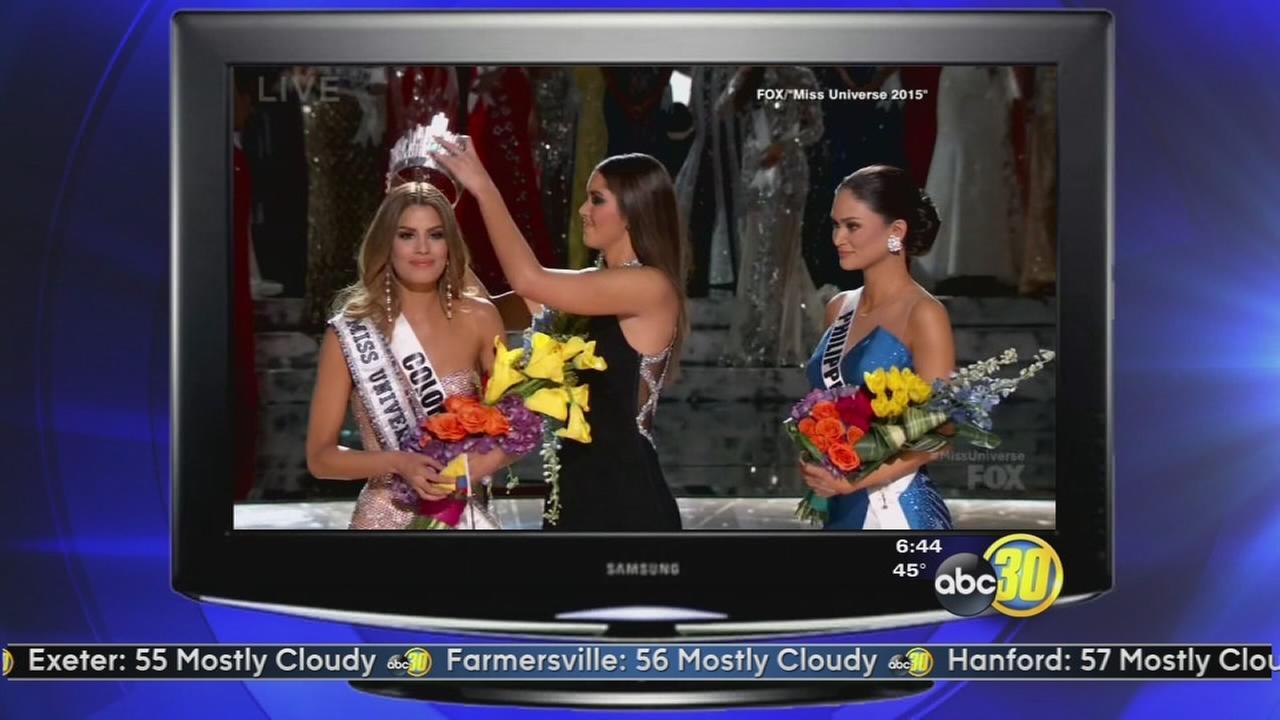 Steve Harvey crowns wrong Miss Universe