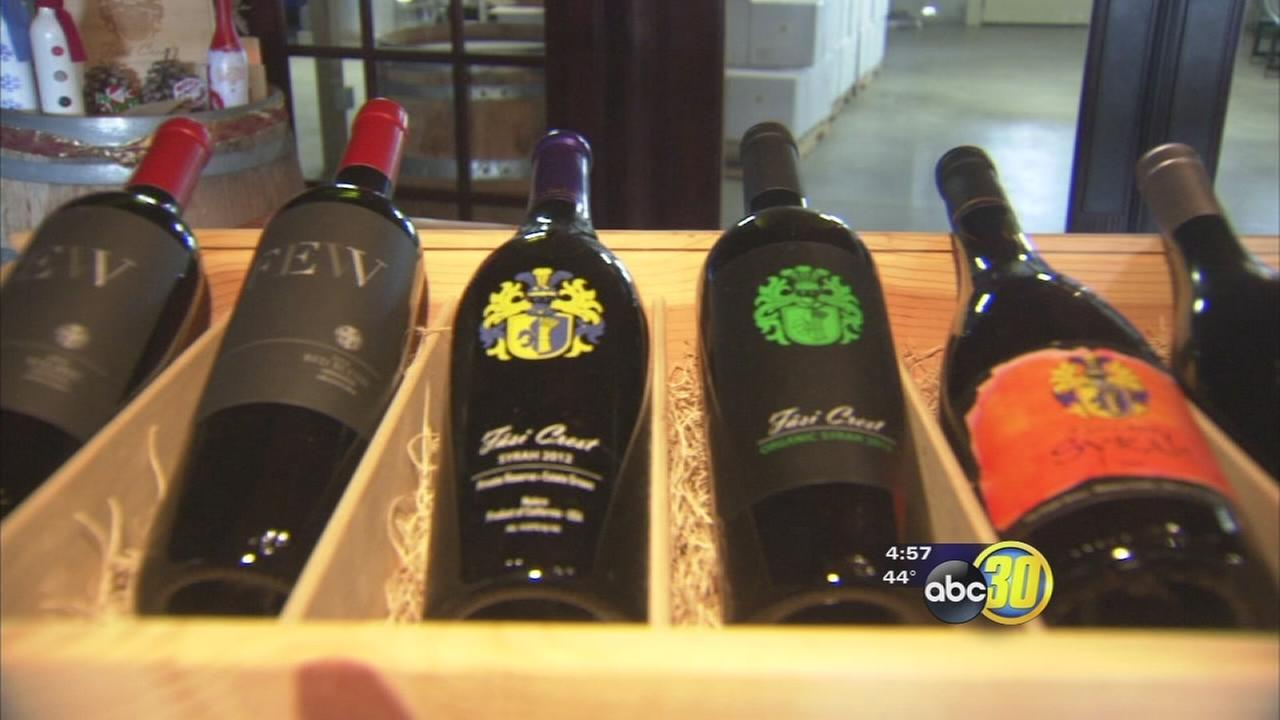 Local winery honored by Forbes magazine
