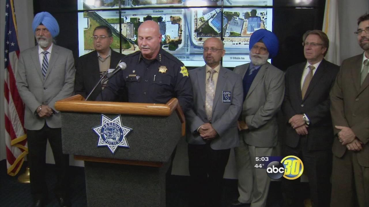 Fresno police address suspected hate crime attack