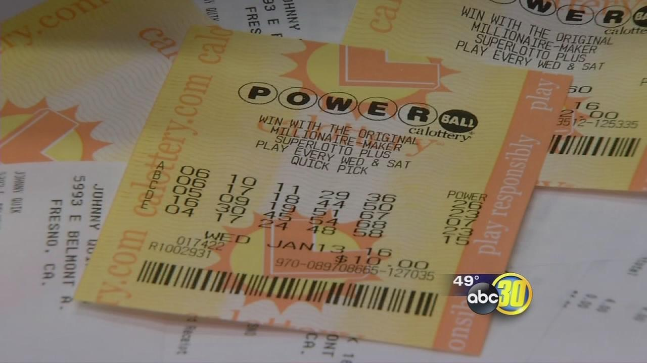 Powerball fever ends with a bang