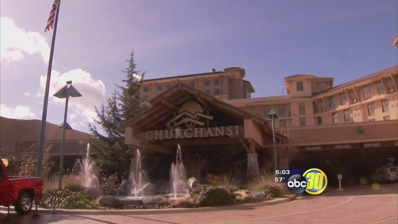 Chukchansi Gold Resort and Casino officially reopens